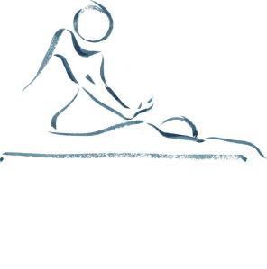 Masajista dibujo