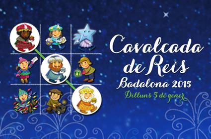 Cavalgata de Reyes Badalona