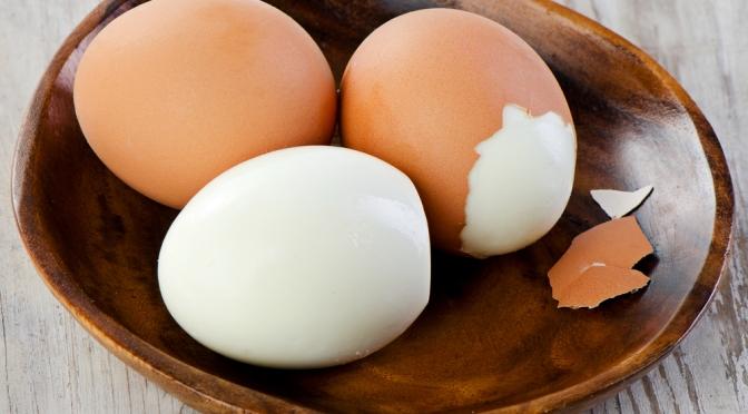 El huevo: Métodos básicos de cocinado (I)