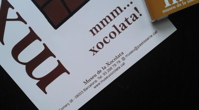 El Museu de la Xocolata