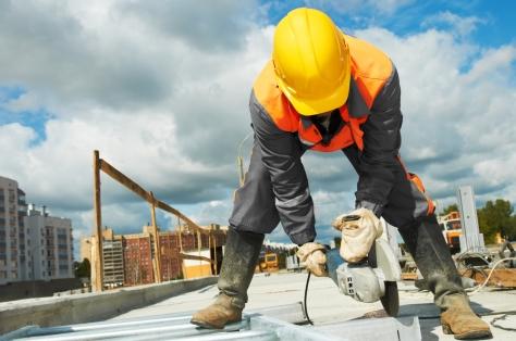 Trabajador de la construccion