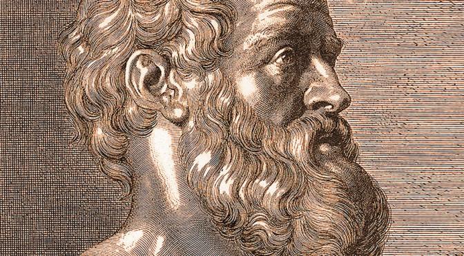 Hipócrates, el padre de la medicina occidental / Hipòcrates, el pare de la medicina occidental