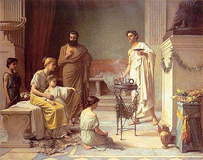 Templo de Esculapio