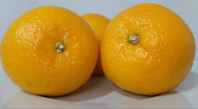 """¡Naranjas de la china!"""