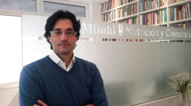 Mikel García Iturrioz. Experto en Nutrición Ortomolecular. Director Técnico de Misohi Nutrición