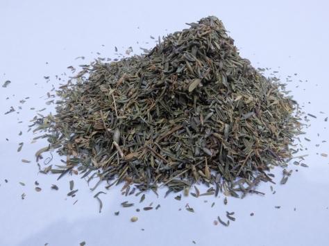 Planta seca de tomillo