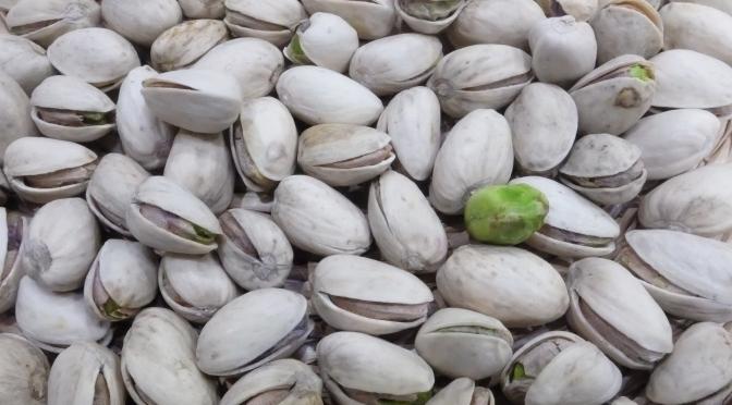 El pistacho ¡Un fruto seco de lo más completo! / El festuc. Un fruit sec d'allò més complet!