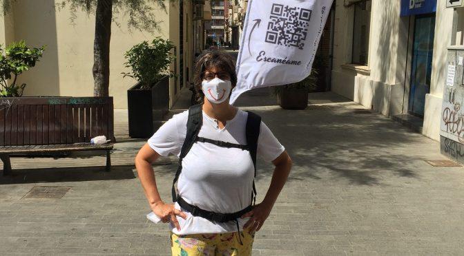 ¡Primer día de campaña en la calle! / Primer dia de campanya al carrer!
